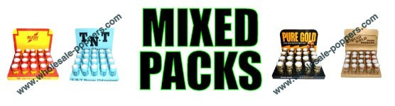 MIXED PACKS