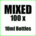 100 x Mixed wholesale Poppers 10ml bottles