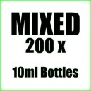 200 x Mixed wholesale Poppers 10ml bottles
