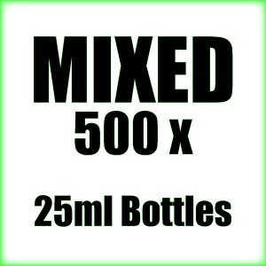 500 x 25ml Mixed wholesale Poppers