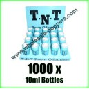 TNT Poppers wholesale x 1000 x 10ml bottles