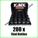 200 x KINK wholesale poppers