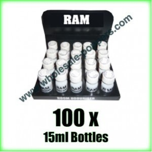 100 x RAM ORIGINAL wholesale poppers