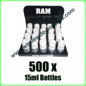 500 x RAM ORIGINAL wholesale poppers