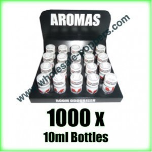 THROB HARD Poppers wholesale x 1000 x 10ml bottles