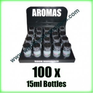100 x Tribal Juice wholesale poppers