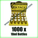 Voltage Poppers wholesale online x 1000 bottles