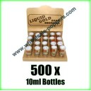 Liquid Gold Poppers Wholesale x 500 bottles